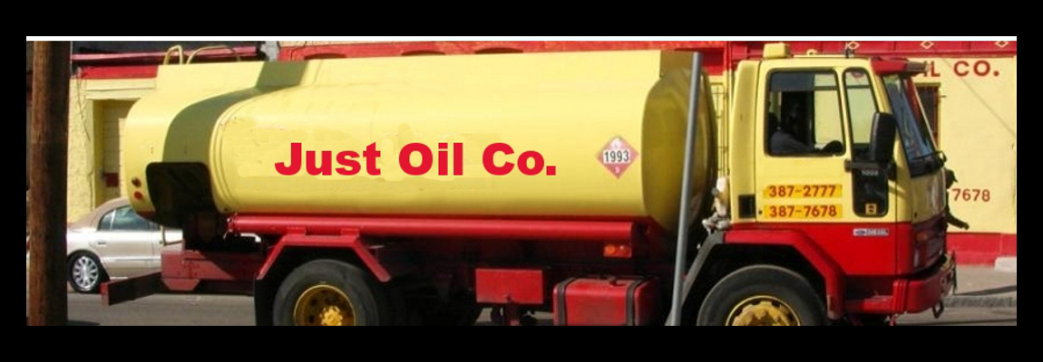 Welcome to JUST OIL Company